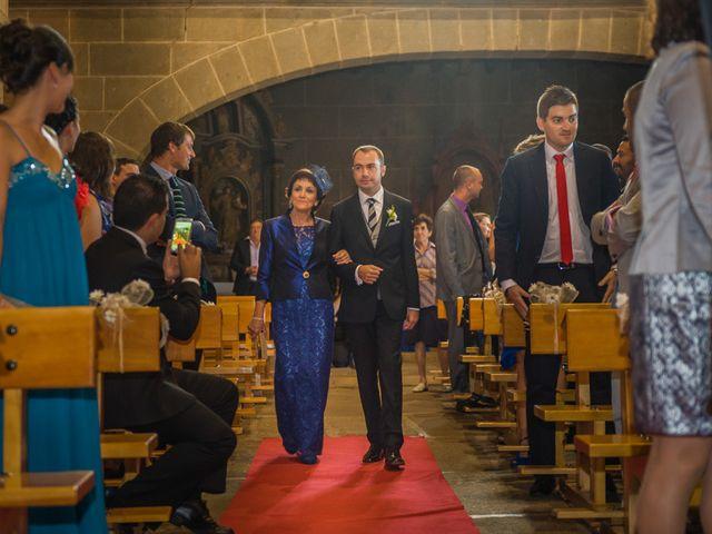 La boda de Fernando y Elena en Barco De Avila, Ávila 31