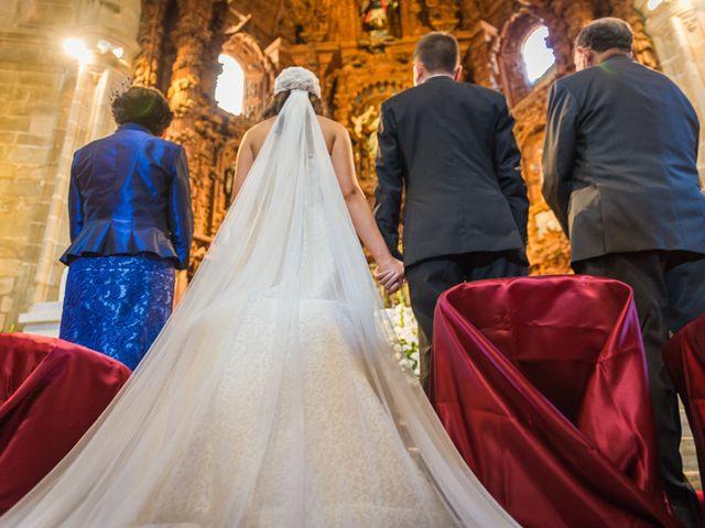 La boda de Fernando y Elena en Barco De Avila, Ávila 33