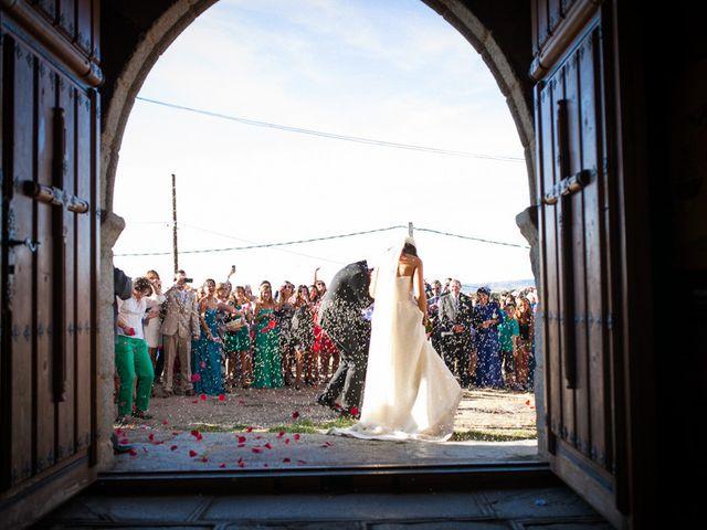 La boda de Fernando y Elena en Barco De Avila, Ávila 41