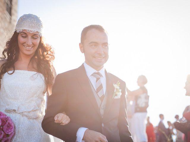 La boda de Fernando y Elena en Barco De Avila, Ávila 44