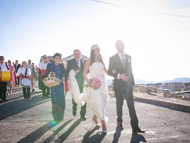 La boda de Fernando y Elena en Barco De Avila, Ávila 45