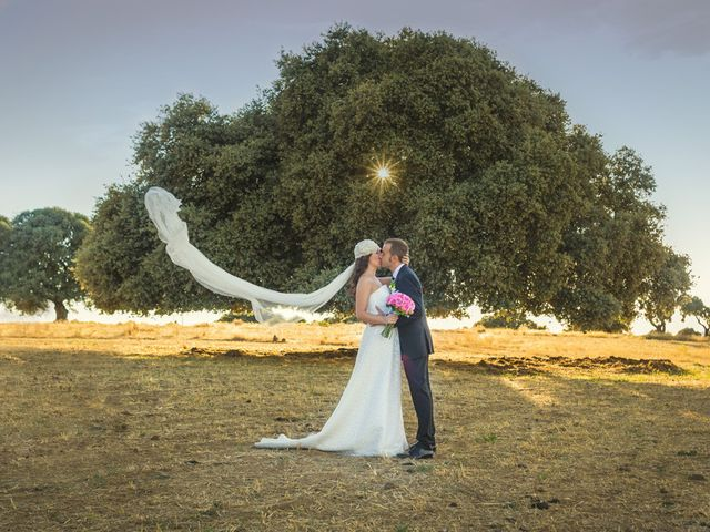 La boda de Fernando y Elena en Barco De Avila, Ávila 46