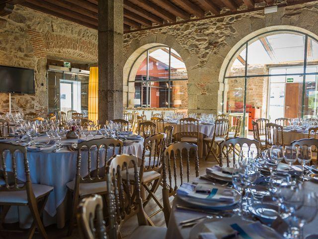 La boda de Fernando y Elena en Barco De Avila, Ávila 63