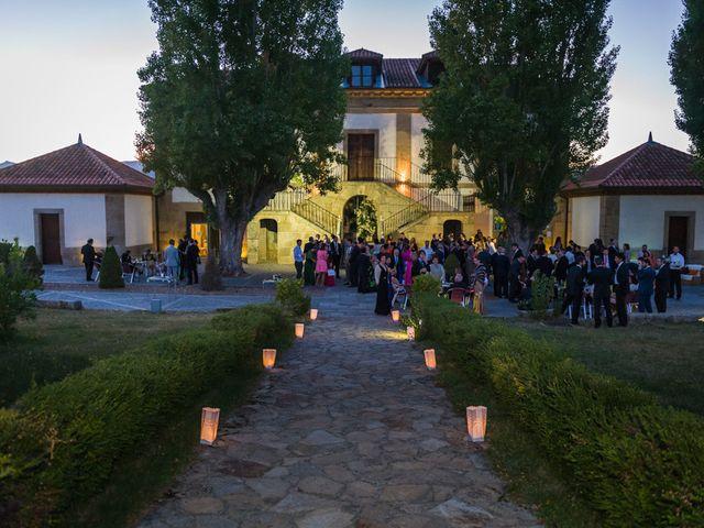 La boda de Fernando y Elena en Barco De Avila, Ávila 67