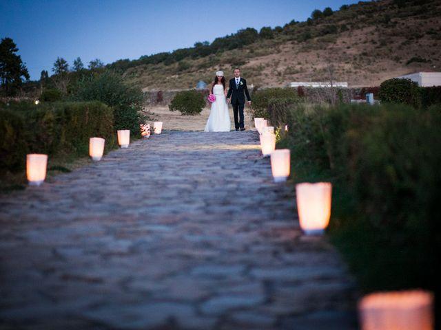 La boda de Fernando y Elena en Barco De Avila, Ávila 68