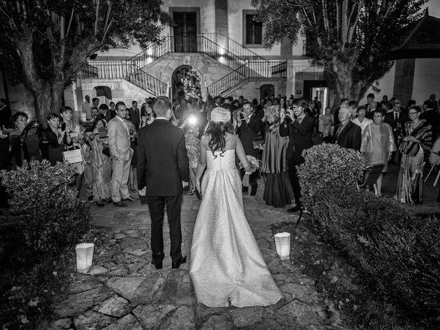 La boda de Fernando y Elena en Barco De Avila, Ávila 70