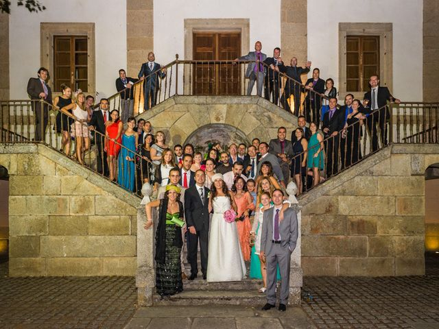 La boda de Fernando y Elena en Barco De Avila, Ávila 71