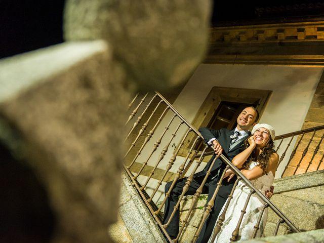 La boda de Fernando y Elena en Barco De Avila, Ávila 77