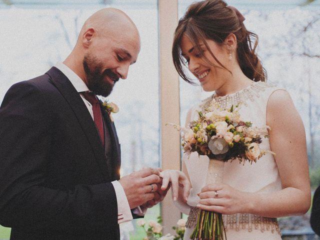 La boda de Miguel y Silvia en La Manjoya, Asturias 32