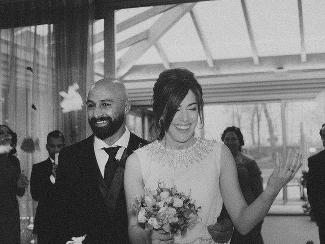 La boda de Miguel y Silvia en La Manjoya, Asturias 34