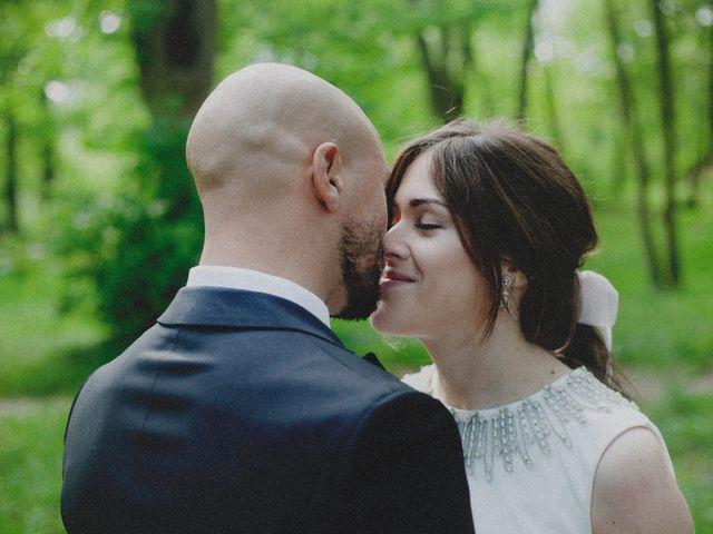 La boda de Miguel y Silvia en La Manjoya, Asturias 44