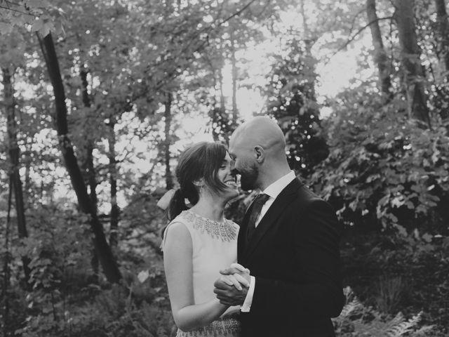 La boda de Miguel y Silvia en La Manjoya, Asturias 46
