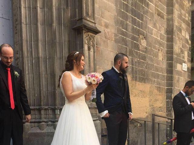 La boda de Jonathan y Lorena en Barcelona, Barcelona 13