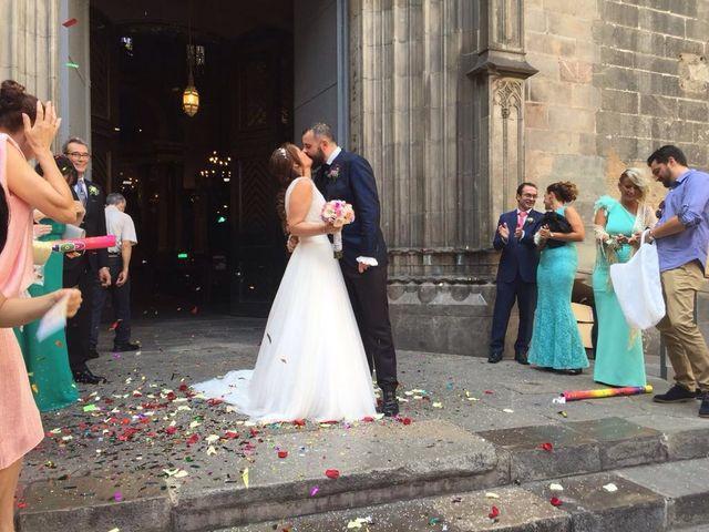 La boda de Jonathan y Lorena en Barcelona, Barcelona 22