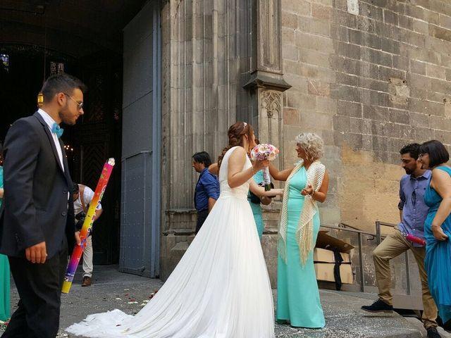 La boda de Jonathan y Lorena en Barcelona, Barcelona 26