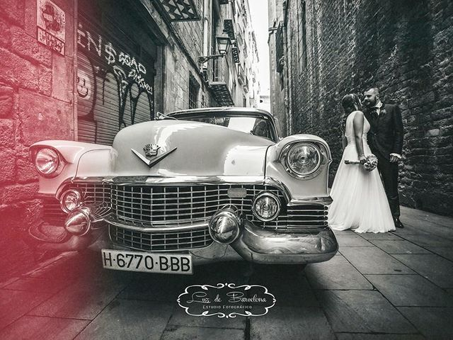 La boda de Jonathan y Lorena en Barcelona, Barcelona 27