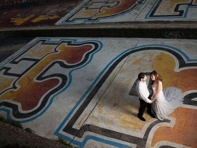 La boda de Maribel y Ismael