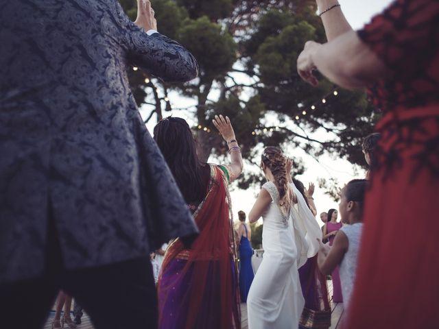 La boda de Eric y Miriam en Sant Pere De Ribes, Barcelona 18