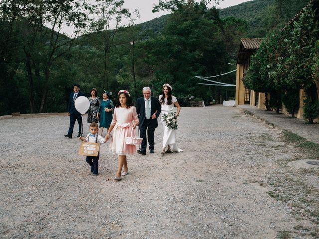 La boda de Andrés y María en Banyoles, Girona 22