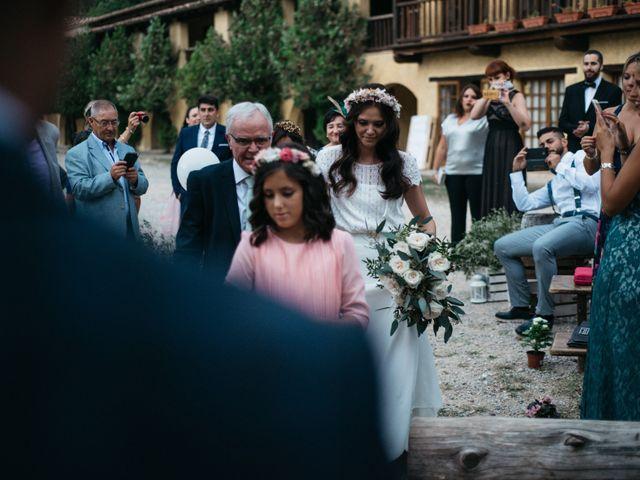 La boda de Andrés y María en Banyoles, Girona 24