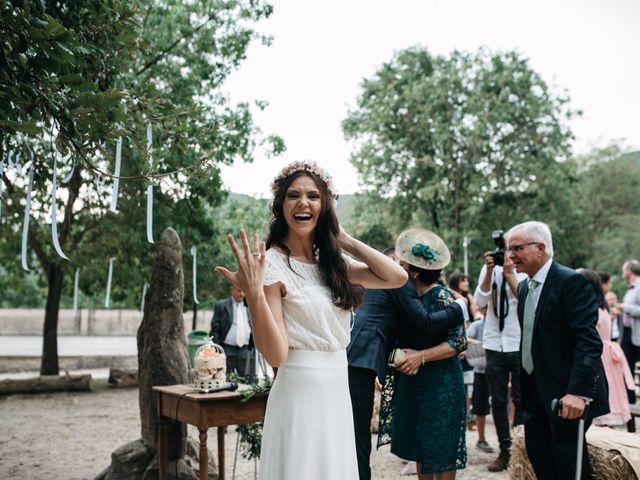 La boda de Andrés y María en Banyoles, Girona 29