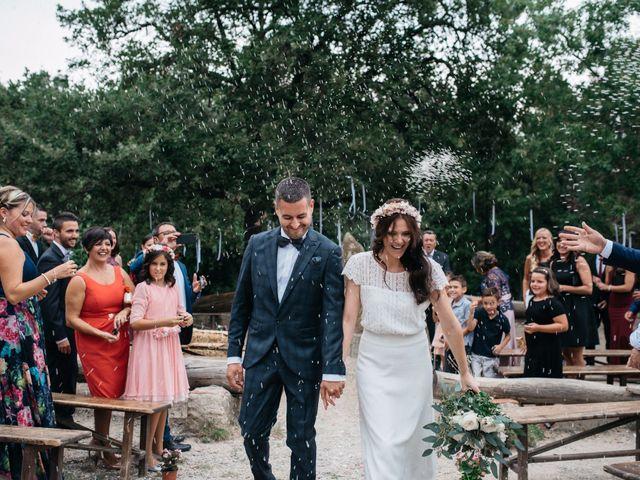 La boda de Andrés y María en Banyoles, Girona 31