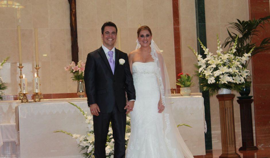 La boda de Carlos y Ana María en Estación De Cartama, Málaga