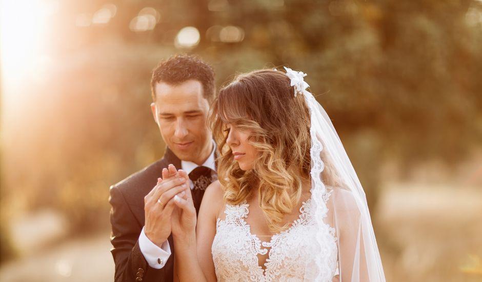 La boda de Lorena y Ricardo en Castillo De Viñuelas, Madrid