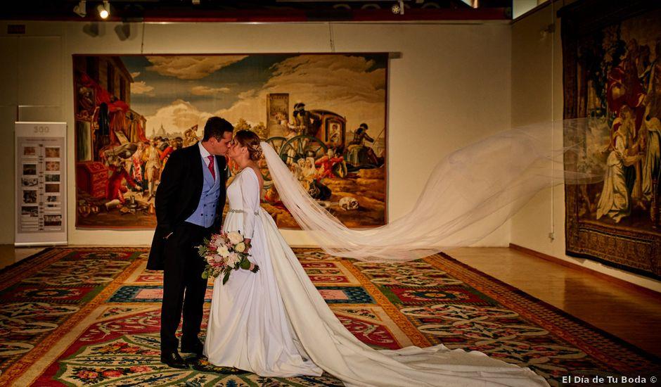 La boda de Irene y Francisco en Madrid, Madrid