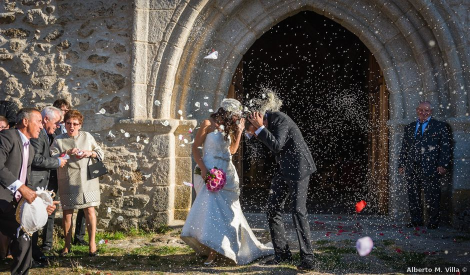 La boda de Fernando y Elena en Barco De Avila, Ávila