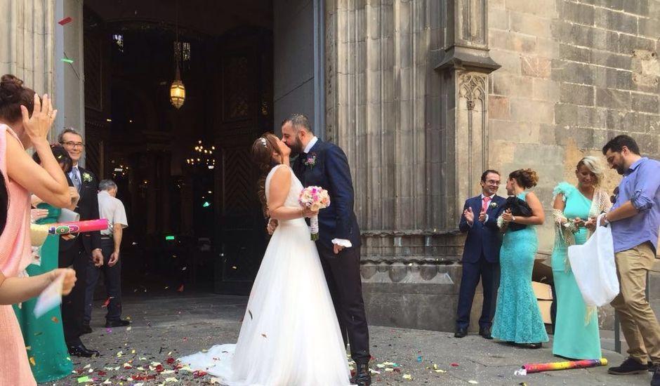 La boda de Jonathan y Lorena en Barcelona, Barcelona