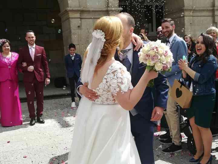La boda de Maitane  y Oscar