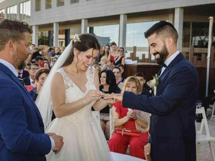 La boda de Yana y Jose