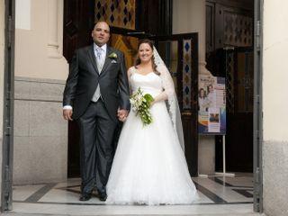La boda de Angel y Arancha 3