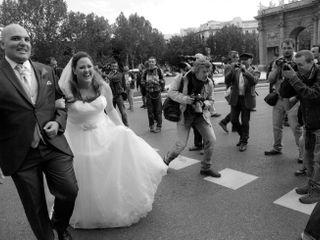 La boda de Angel y Arancha