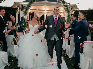 La boda de Tania y Feny