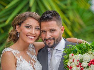 La boda de Ariadna y Jonay