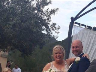 La boda de Roberto  y Càndia 2