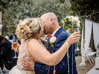 La boda de Roberto  y Càndia