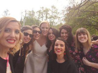 La boda de Maitane  y Oscar  2