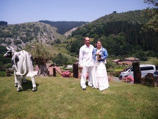 La boda de Eva y Rory 2