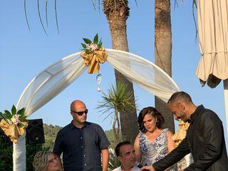 La boda de Sonia  y Rubén  1