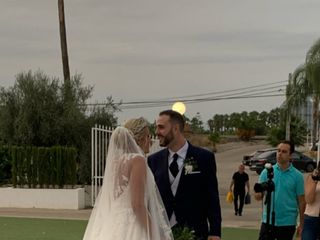 La boda de Cristina  y Juan 1