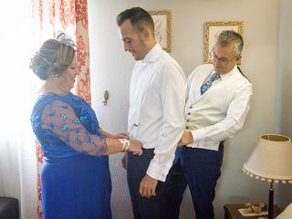 La boda de Juan y Estefanía 2