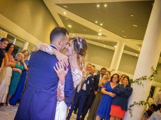 La boda de Juan y Estefanía