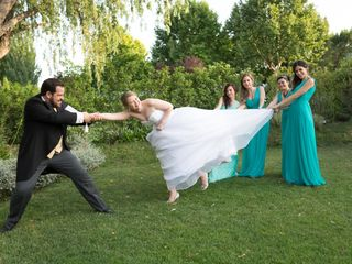 La boda de Daysi y Javier