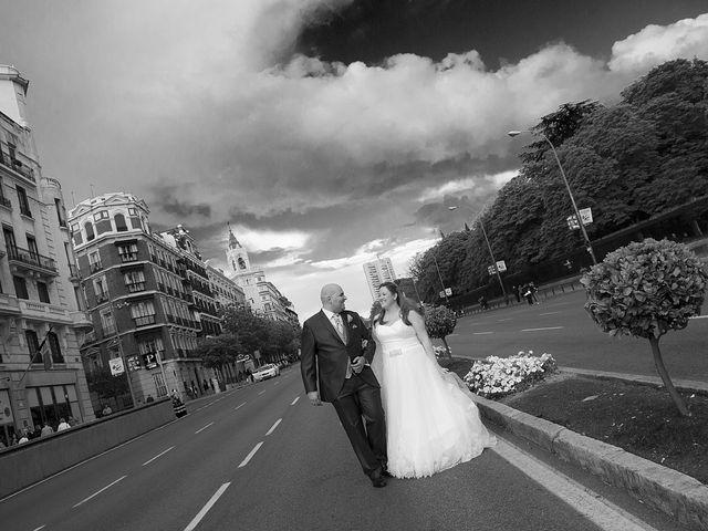 La boda de Arancha y Angel en Madrid, Madrid 2