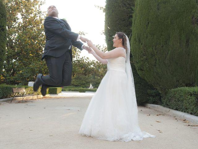 La boda de Arancha y Angel en Madrid, Madrid 6