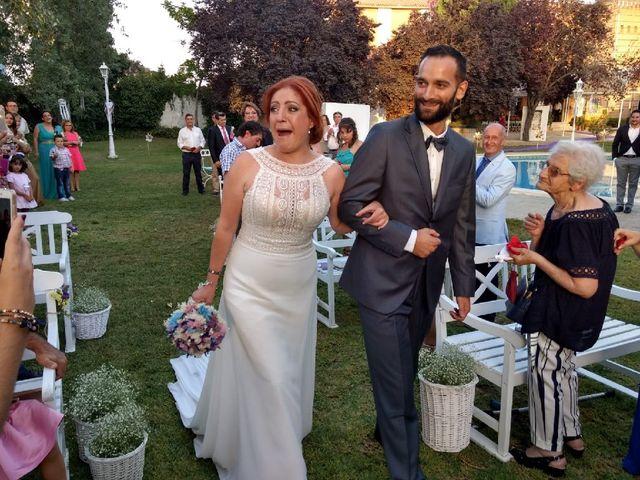 La boda de Gracia y Moisés