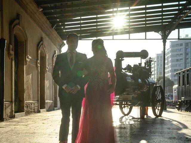 La boda de Victor y Alejandra en Gijón, Asturias 46